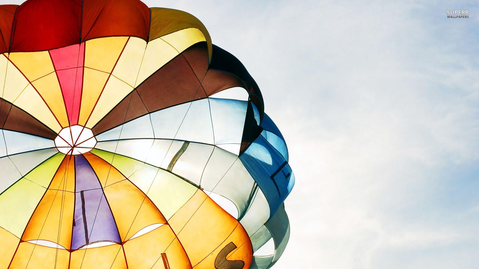 saut en parachute islam