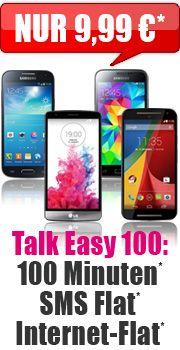 Talk Easy 9 99 Aktion Mit Telekom Talk Easy 100 Minuten 9 99 Aktion Vertrag Handyvertrag Vertrag Handy