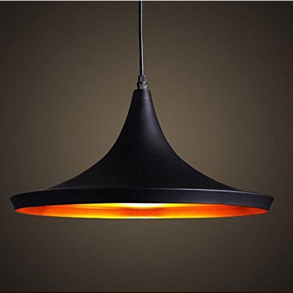 Ansprechend Retro Deckenleuchte Dekoration Von Moderne Trie Beleuchtung Metall Schatten Loft Pendelleuchte