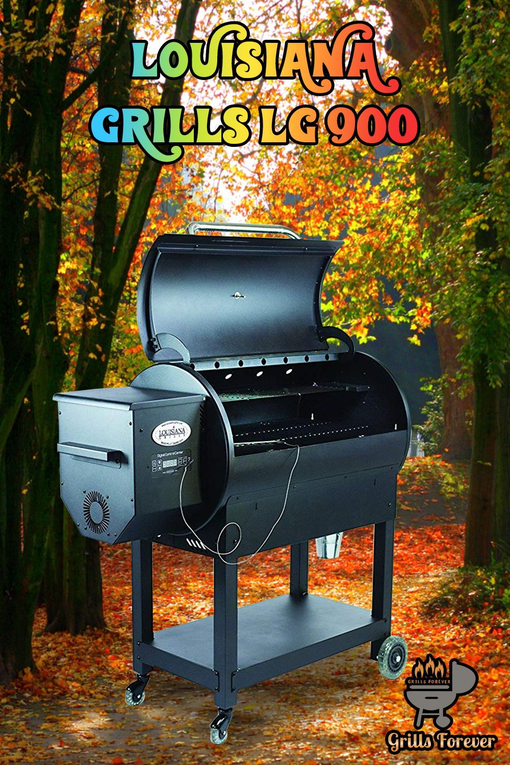 Louisiana Grills LG 900 Review   Top Grilling Brands   Grilling