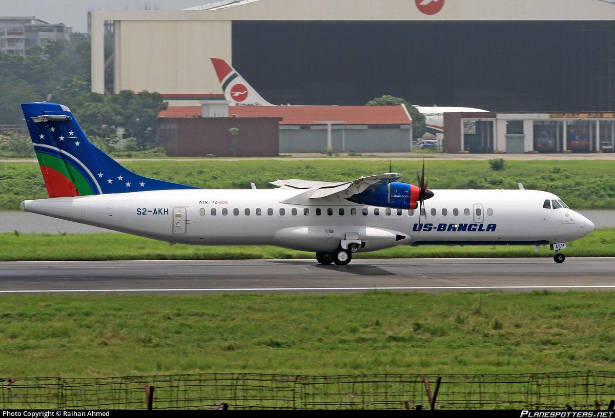 S2 Akh Atr 72 Airlines Air Carrier