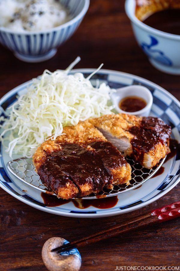 Photo of Miso Katsu 味噌カツ • Just One Cookbook