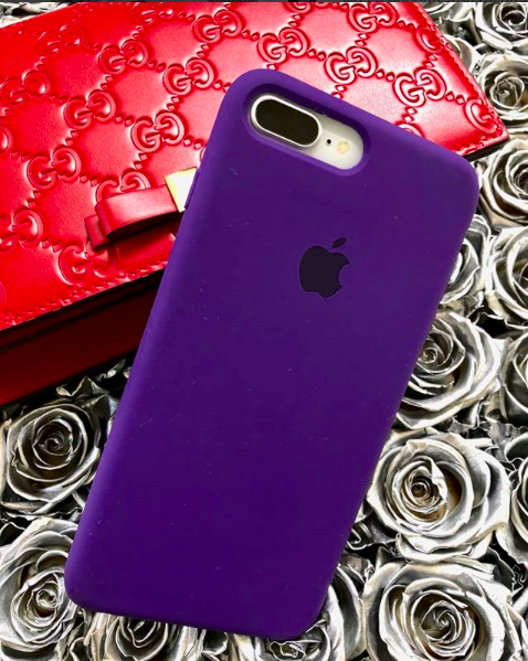 big sale a83a5 3ce80 Ultra Violet iPhone Silicone Case in 2019 | Cellphone Cases ~ Empire ...