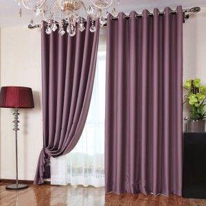 decoracion combinada cortinas y visillos para salones copia