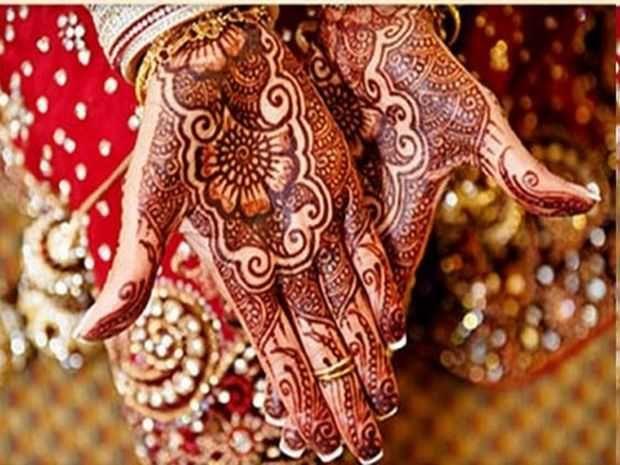Different Mehendi Styles in Indian weddings