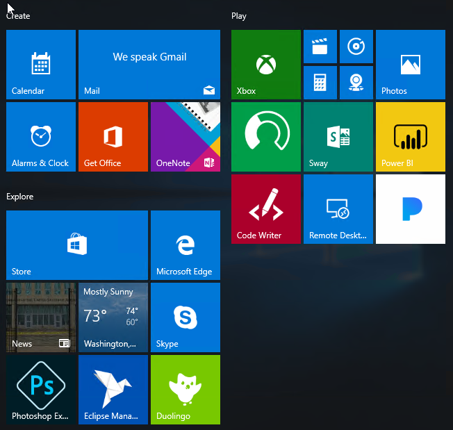 Pin by Tech Junkie on Windows | Windows 10, Windows, Desktop