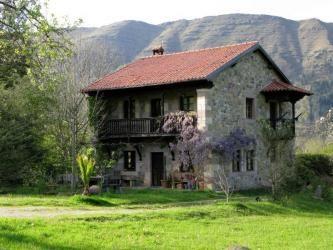 Puzzle de casa en el campo fachadas house home y cottage - Imagenes de casas inglesas ...
