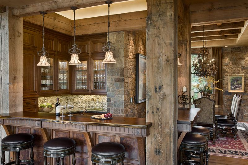 Bar Locati Home   Recent Projects   Residential   Chimney Rock Residence