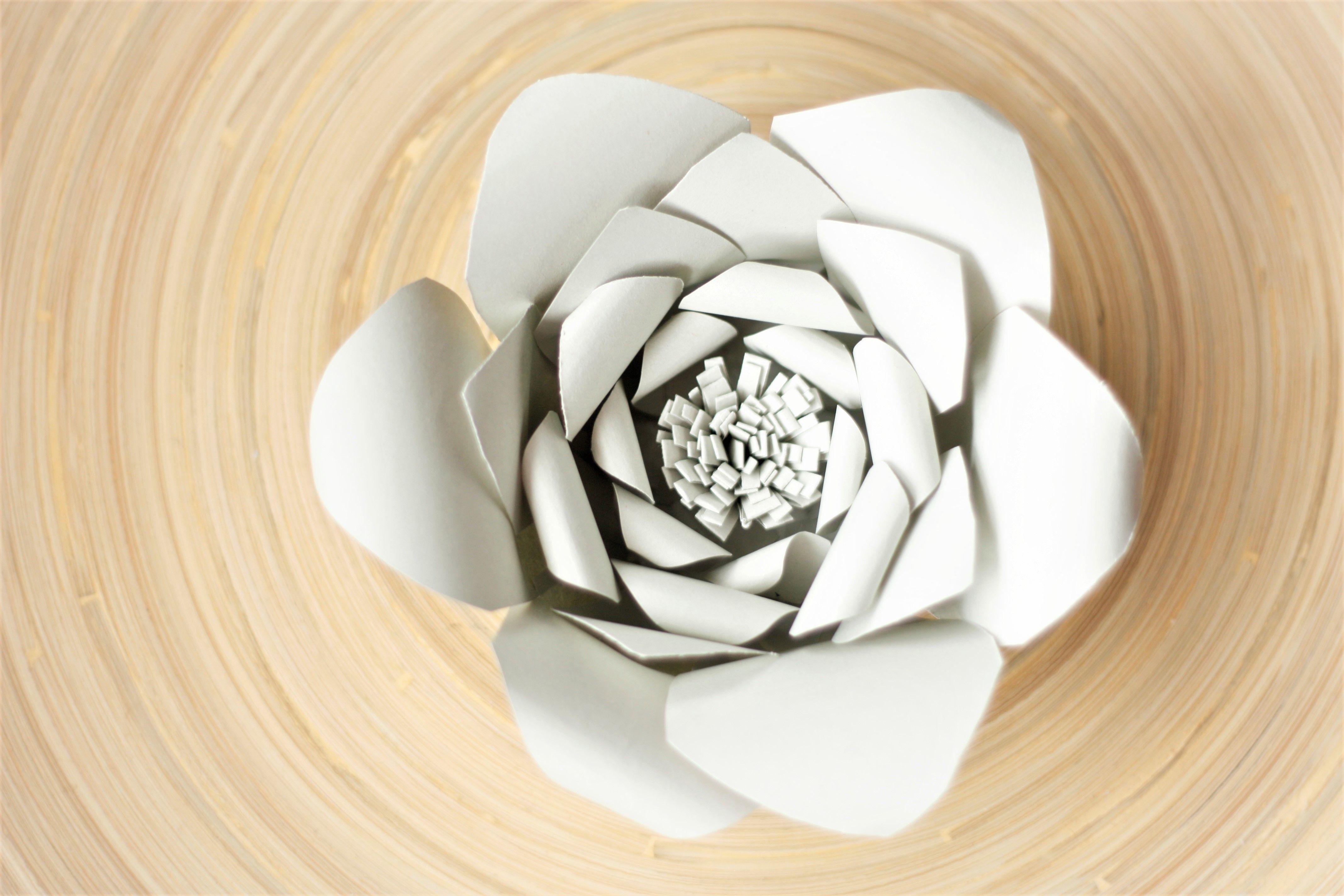 Kwiaty Papierowe Dekoracje Weselne Rozne Kolory 6785682728 Oficjalne Archiwum Allegro Handmade Diy