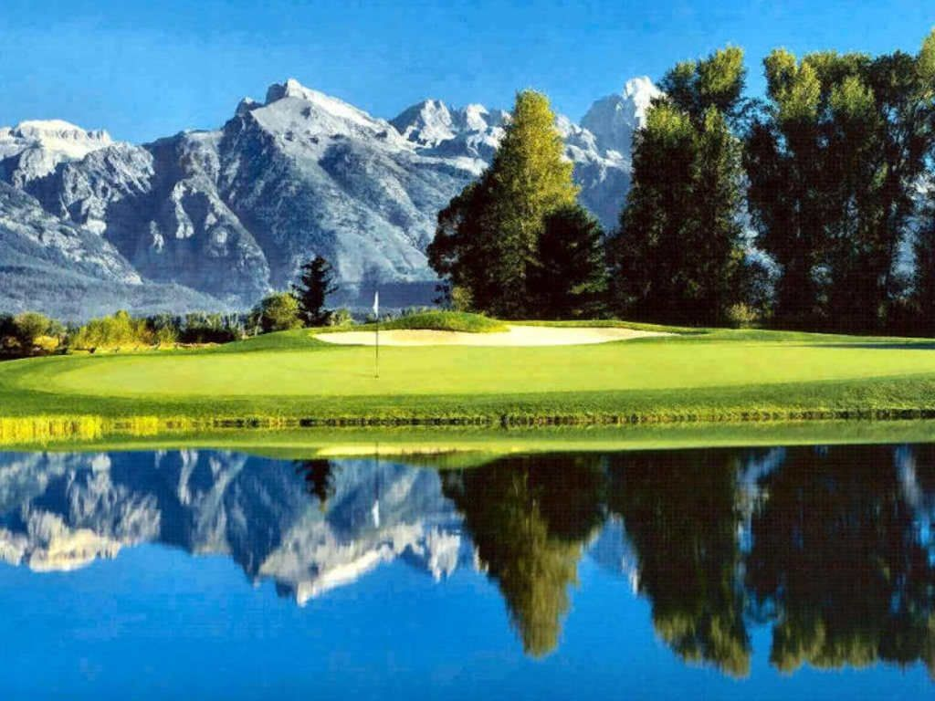 Collection Of Golf Course Wallpaper Hd On Hdwallpapers 1024