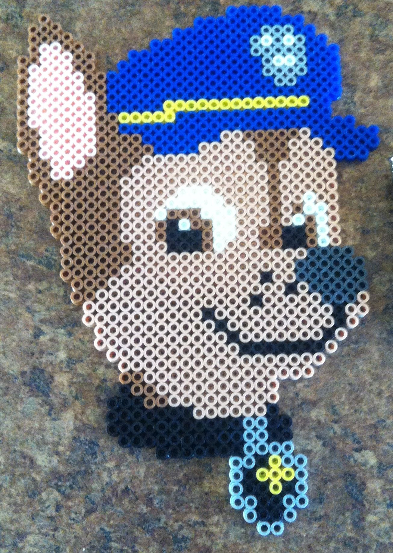 Pin by rose orologio on TY | Hama beads patterns, Perler ...