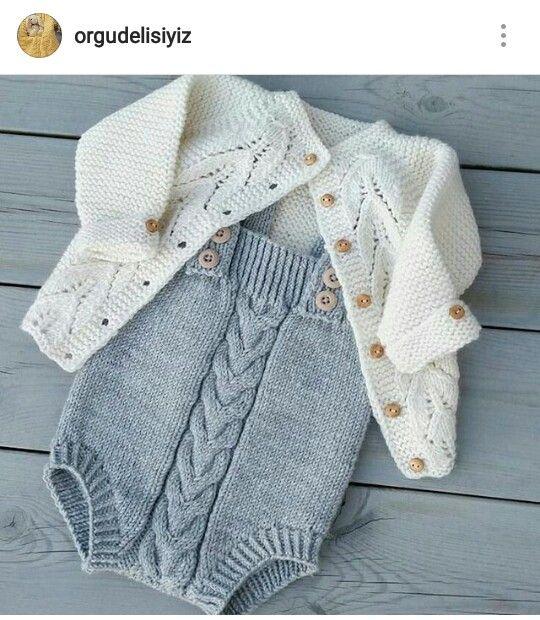 Pin von Nilgün Oktay auf For baby | Pinterest | Babykleidung ...