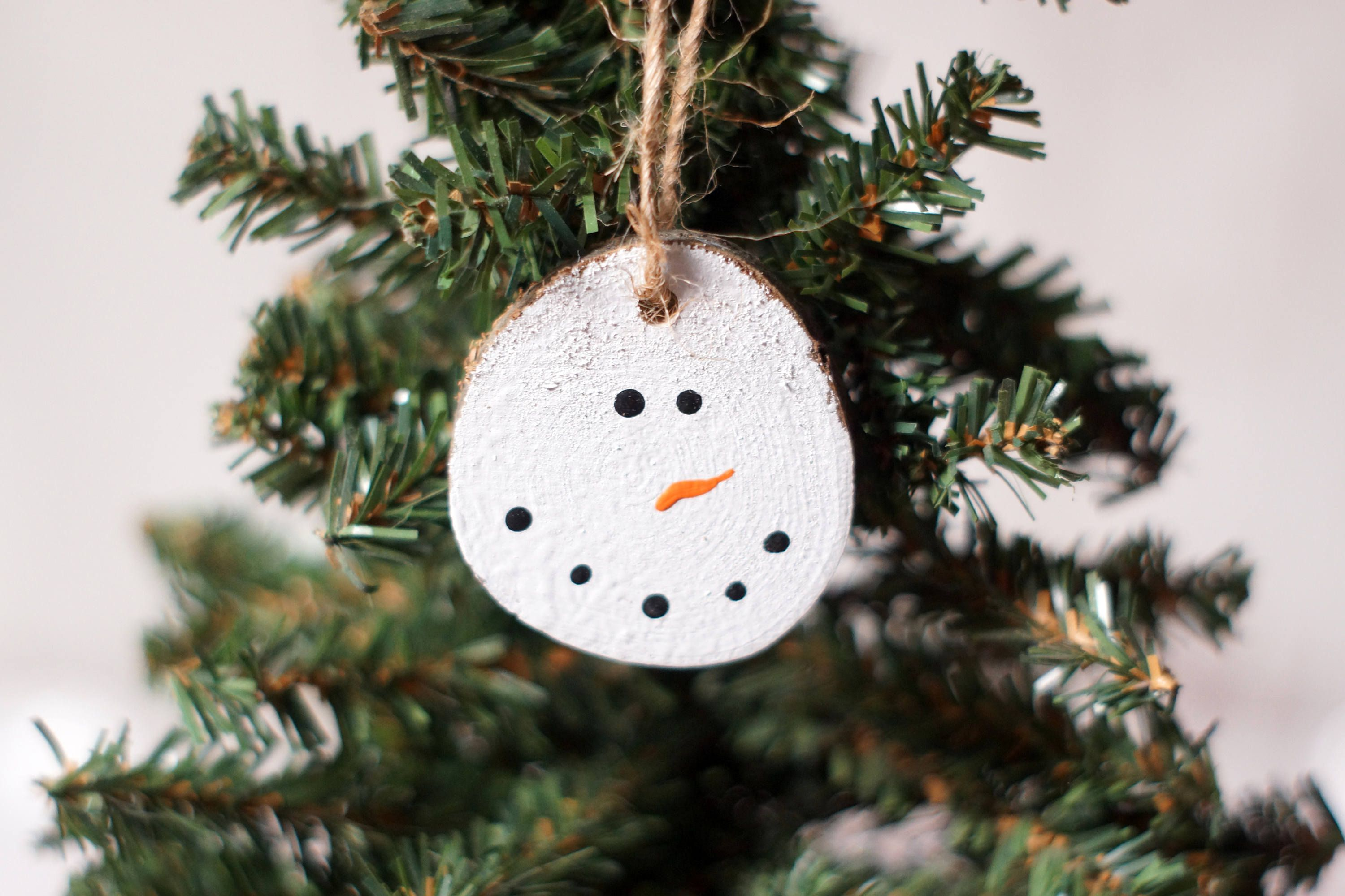 Snowman Ornaments Hand Painted Ornament Set Rustic Christmas Decorations White Christmas Christmas Decorations Rustic Hand Painted Ornaments Ornament Gifts