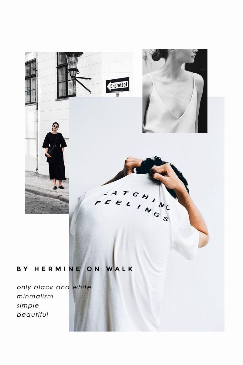 Minimal fashion inspiration pinterest grafik for Warum minimalismus