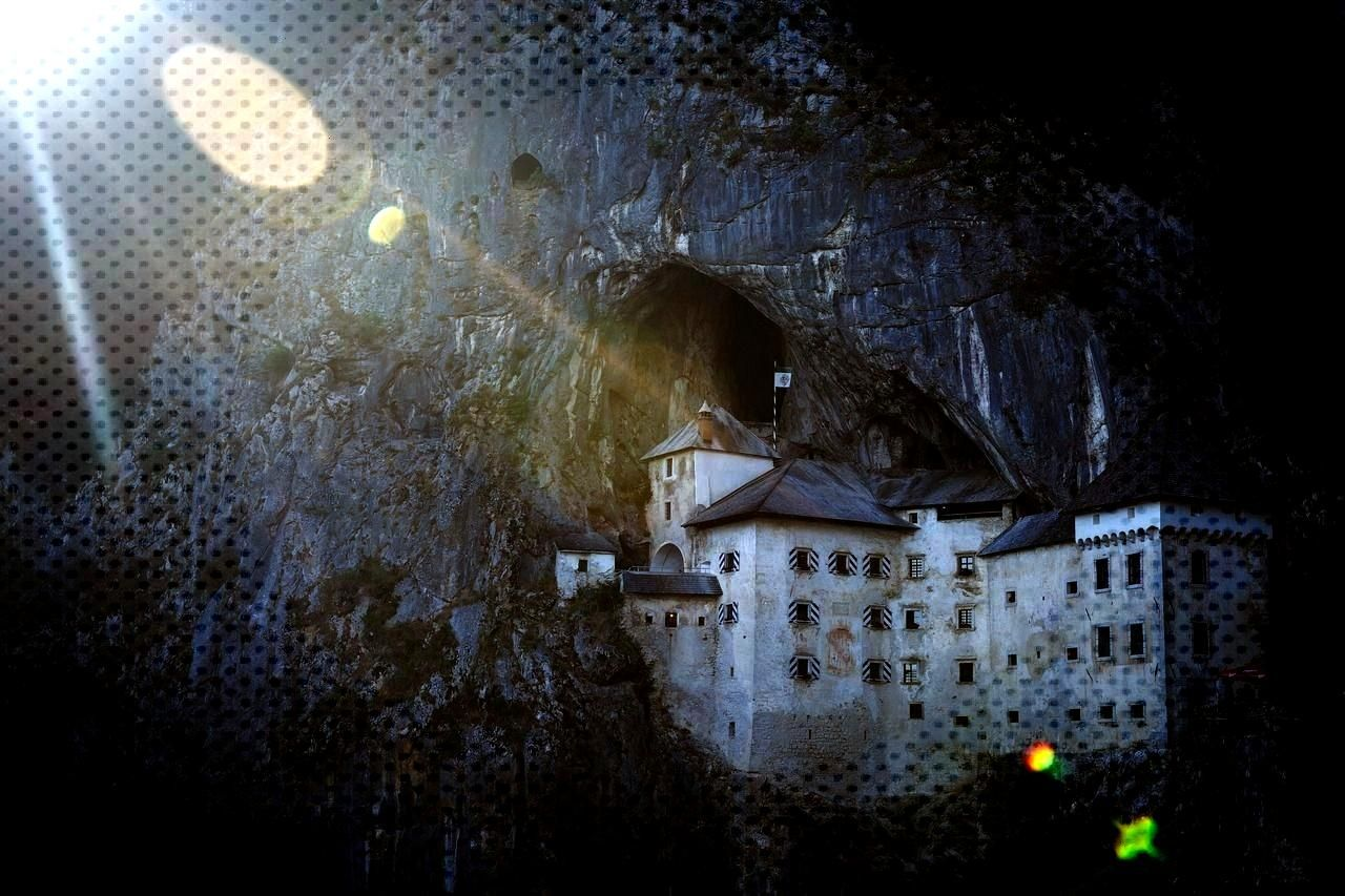 Castle - Slovenia (byGilad Rom) -Predjama Castle - Slovenia (byGilad Rom) - Roopkund Lake-