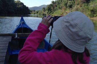 Birdwatching in canoa (solo nel periodo primavera/estate)