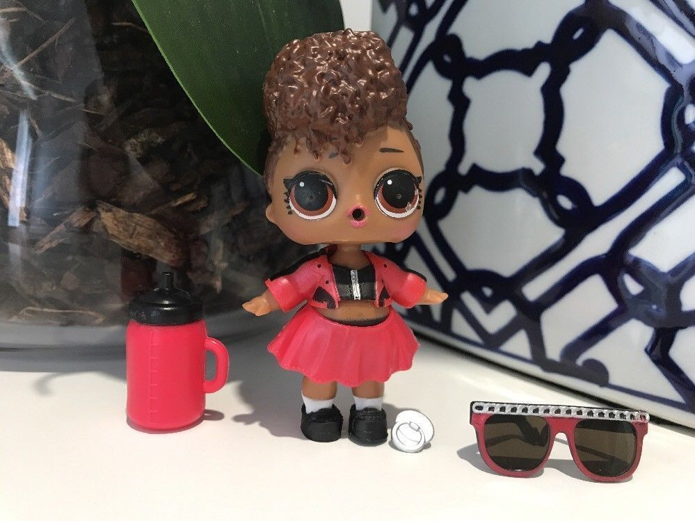 Dolls & Bears Lol Series 4 Underwraps Thrilla Big Sister Doll Other Dolls