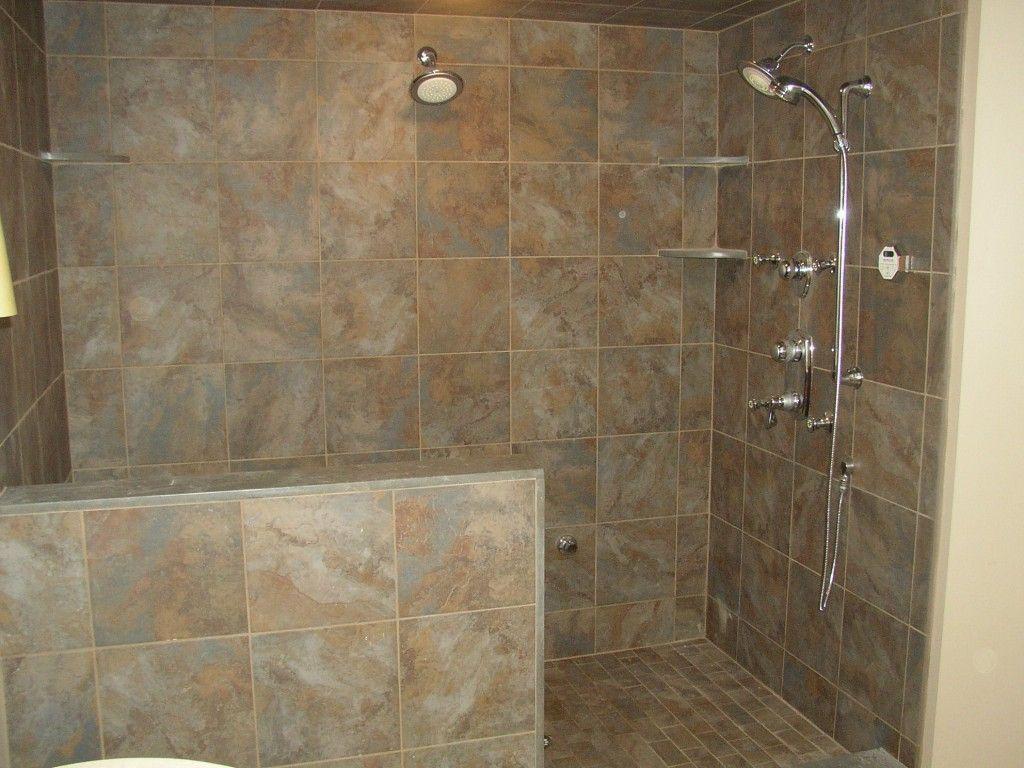 Doorless Shower Layout Bathroom The Required Size Of Doorless Walk In Shower Doorless