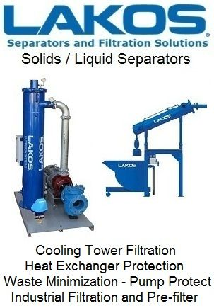 Lakos Industrial Filtration Products Are Used In Industrial And