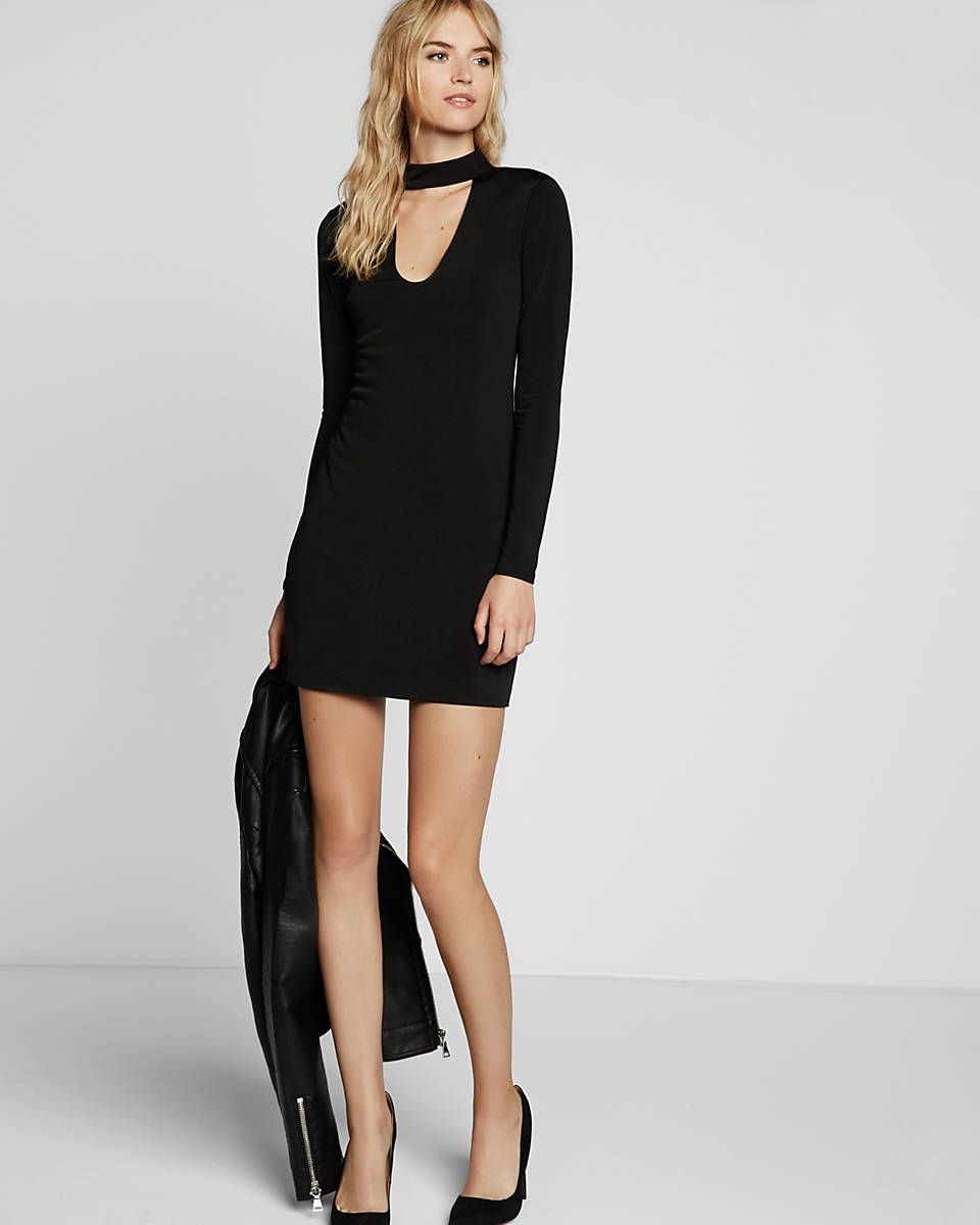 this gorgeous little dress comes with hot style details, like a
