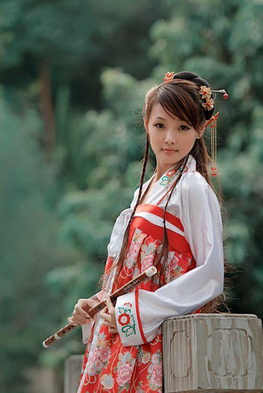 Épinglé sur femme asiatique