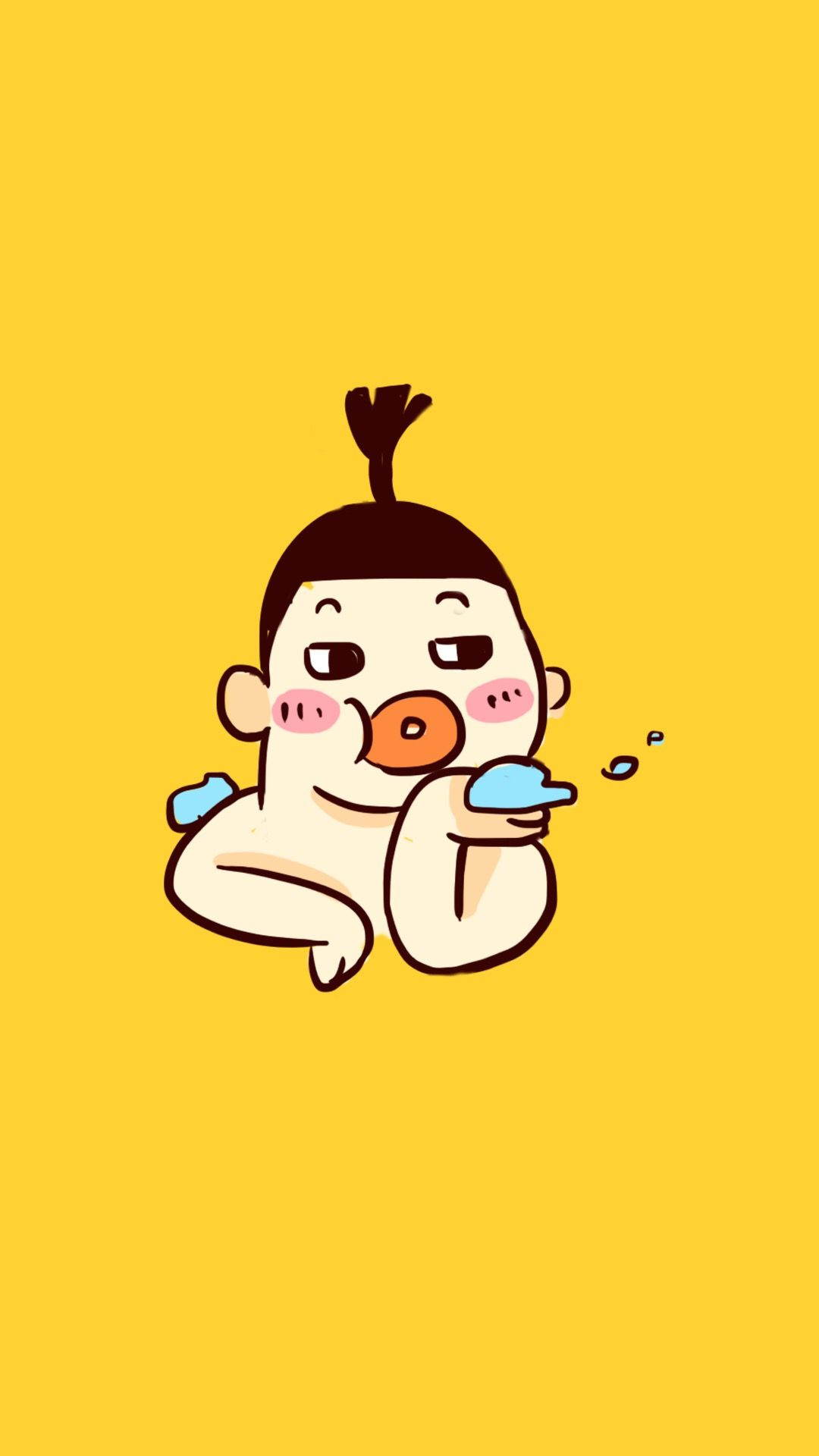 baby cartoon tap to see more cute cartoon wallpapers mobile9