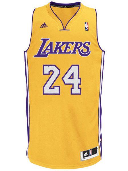 La Lakers Kobe Bryant Lakers Kobe Bryant Nba Swingman Jersey