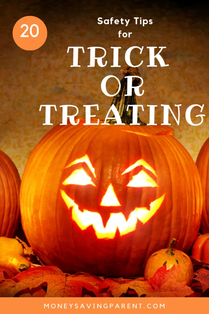 Twenty Spooktacular Safety Tips and Tools for Trick or