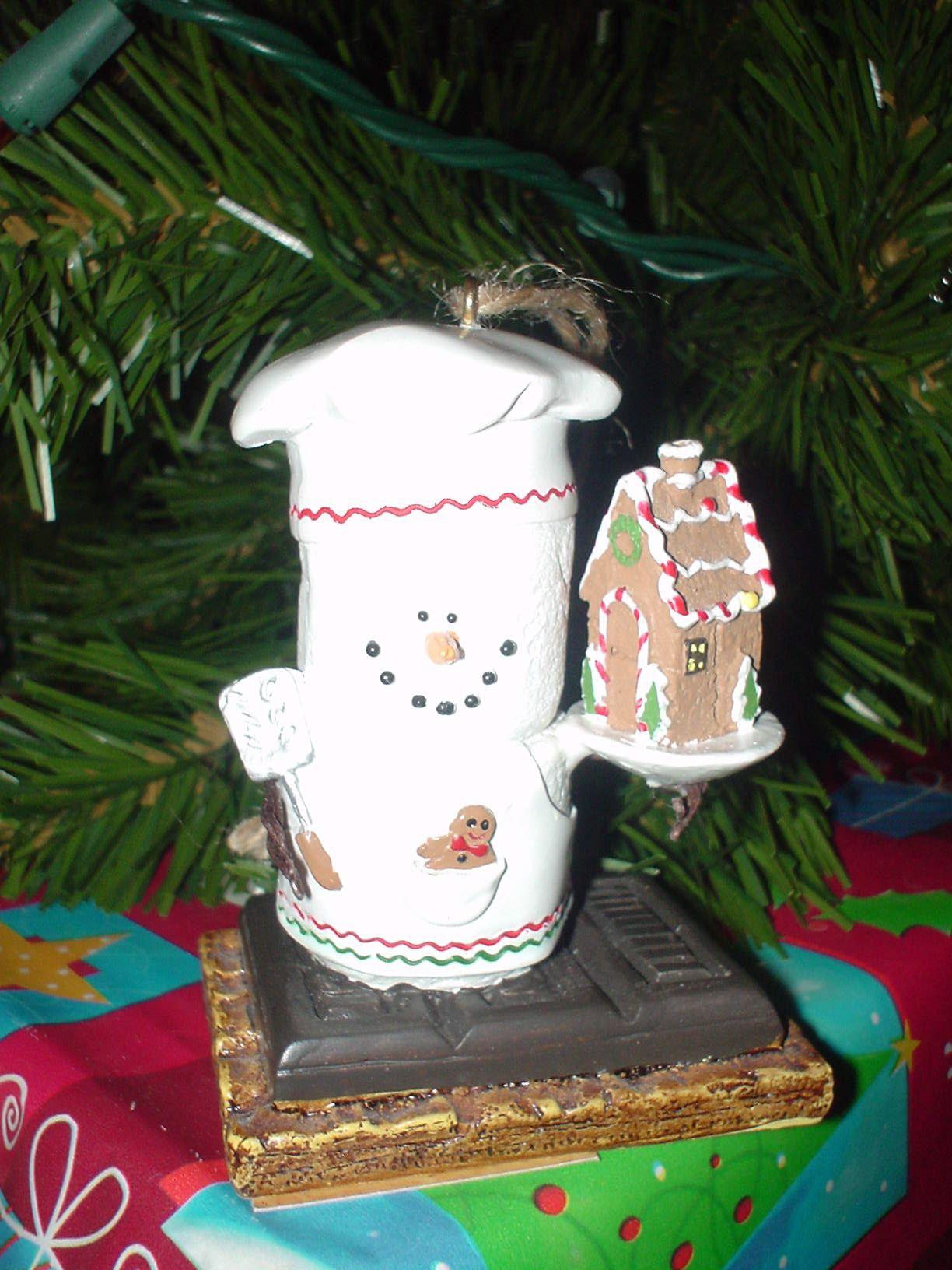 S more ornaments - S More Ornament