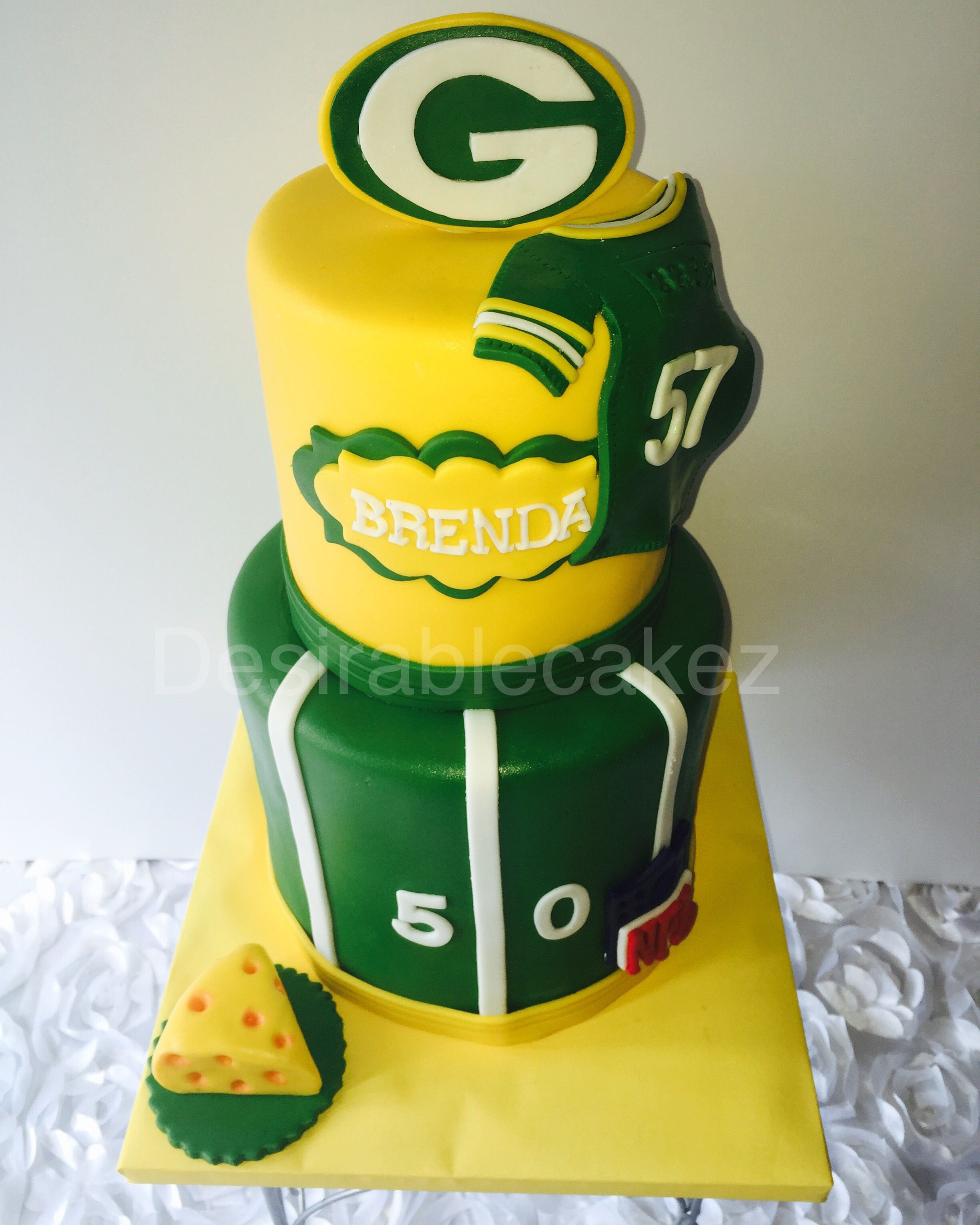 Green Bay Packers Cake Pastel Pinterest Packers Cake Cake And