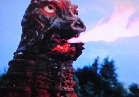 赤色火焔怪獣 バニラ