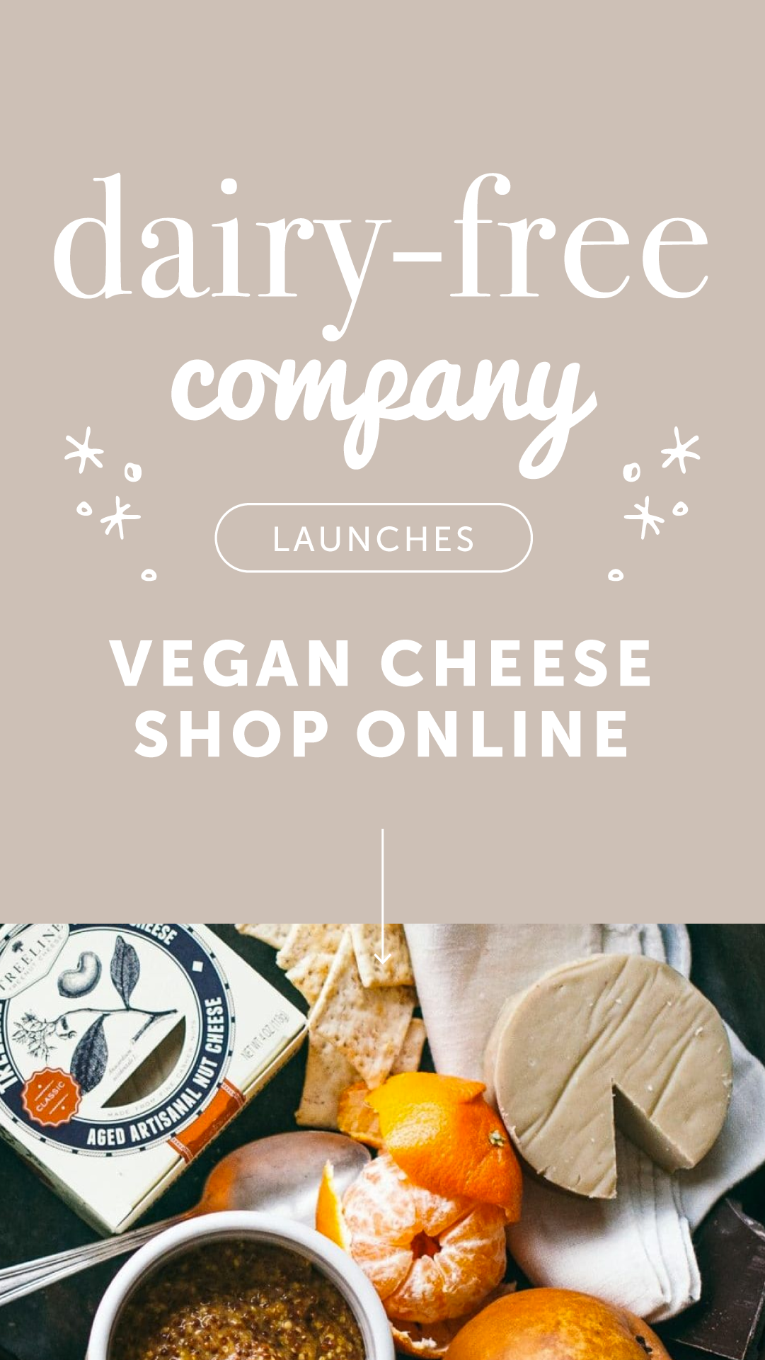 Dairy Free Company Launches Vegan Cheese Shop Online Vegan Cheese Dairy Free Food
