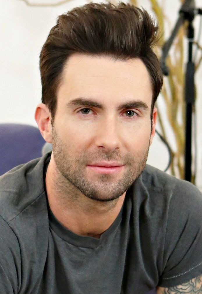 10 Hairstyles For Men According To Face Shape Oval Face Men