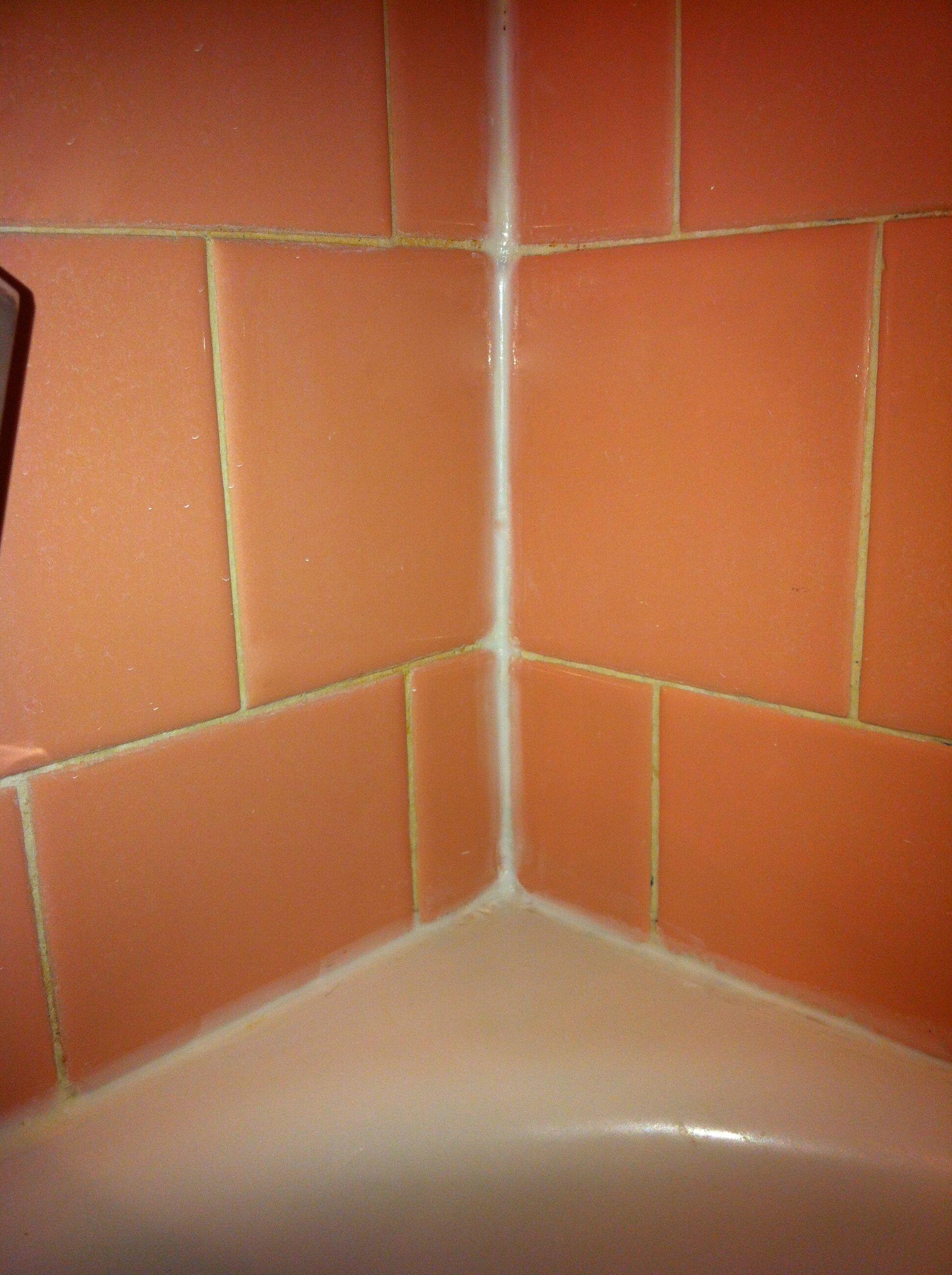 Bathroom Caulk Colors
