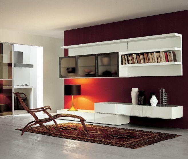 Beeindruckend Regale Design Für Wohnzimmer Wohnzimmer An
