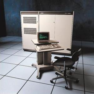 DEC VAX 8800 (Multi Processor VAX), 1986.
