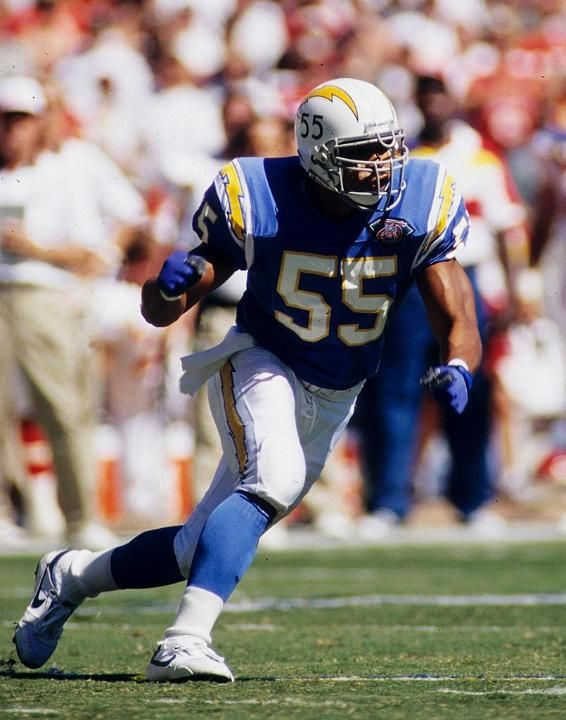 I have that jersey and--bias aside--the Charger throwbacks are the best  looking NFL jerseys ever. Period. 2e6a46164