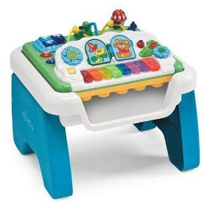 Chicco Music 'N Play Table | Baby musical toys, Play table ...
