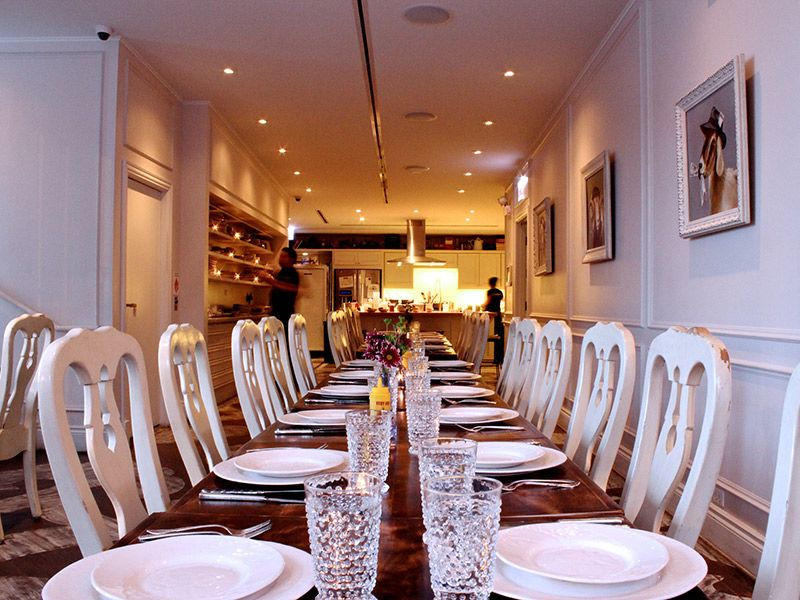 Chicago Restaurants With Private Dining Rooms Impressive 21 Great Chicago Restaurants For Your Wedding Day 2017 Edition Design Inspiration