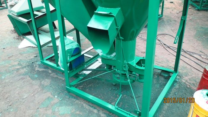 Pin by Victor Pellet Mill on feed mixer machine | Mixer