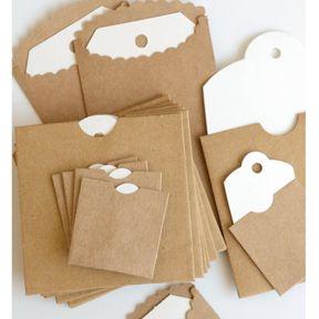 Mini Tags + Envelopes