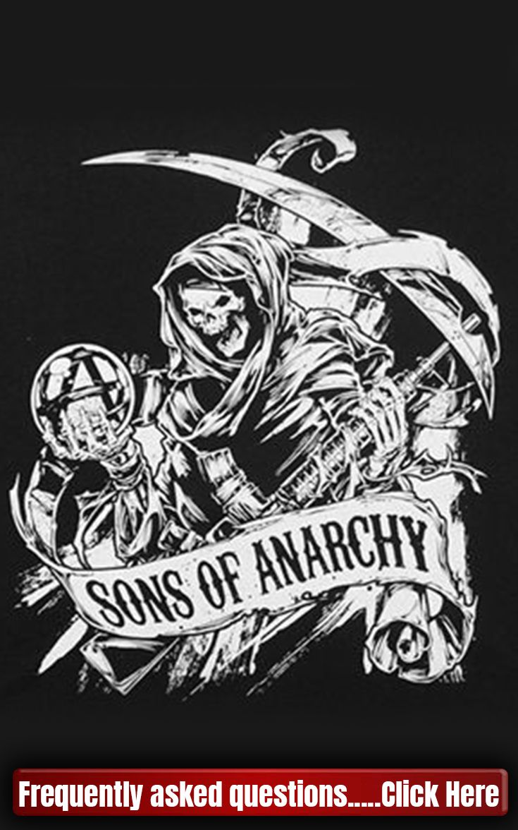 67 Sons Of Anarchy Logo Ideas Sons Of Anarchy Anarchy Sons