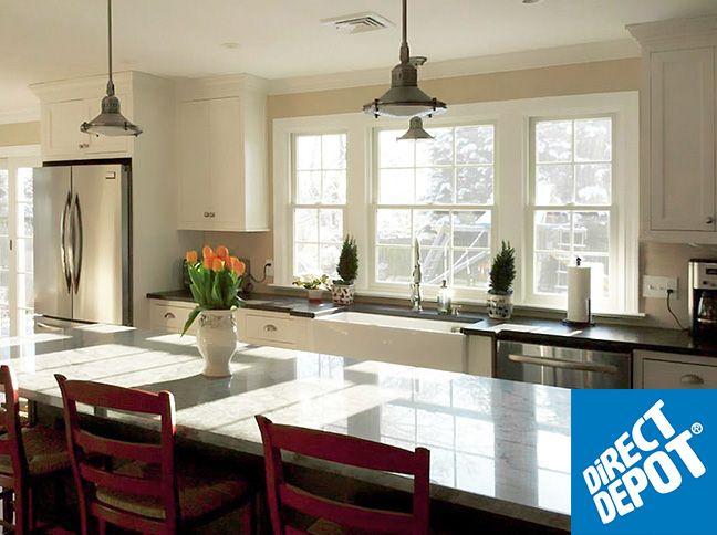 White Kitchen Cabinets Bergen County   Kitchen cabinet ...