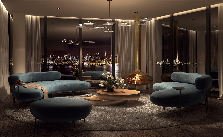 New york cityus latest crop of luxury residential developments