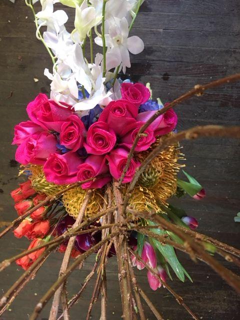 Todays arrangement palmsprings florist flowers my little palmsprings florist flowers my little flower shops ooohs aaahs pinterest florists palm springs and wedding mightylinksfo