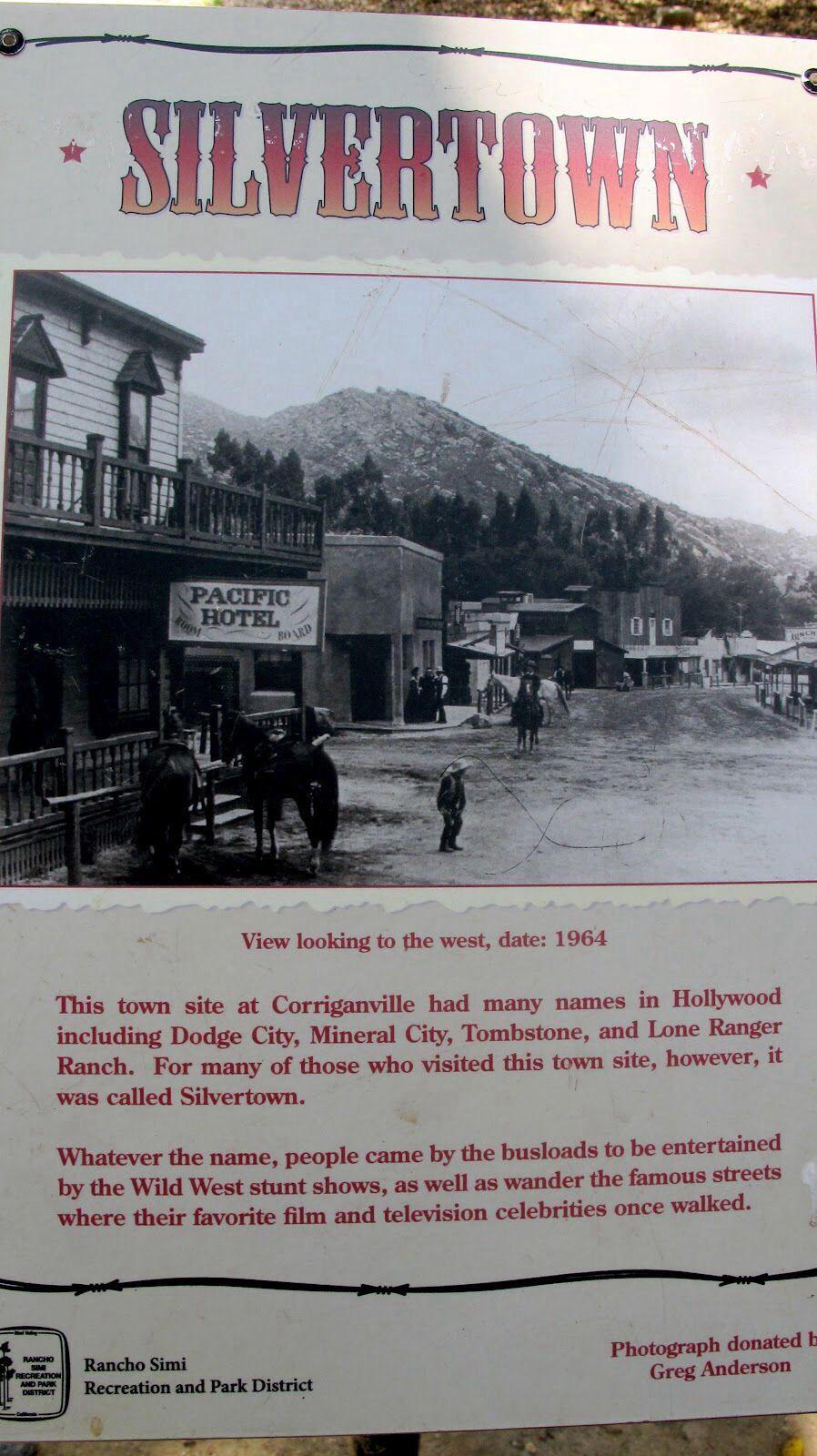 Simi Valley Dodge >> Corriganville Topanga Canyon San Fernando Valley Simi Valley