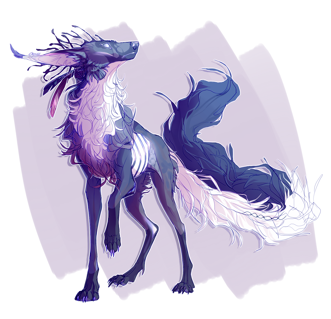 Https Arcanineprincess97 Deviantart Com Art A Icon I Made Of My Nightfury 724551789 Creature Concept Art Creature Art Animal Art