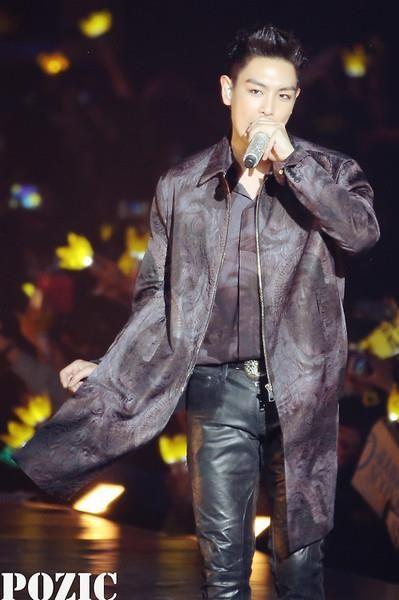 TOP --- 130302 BIGBANG @ Samsung Blue Festival in Nanjing, China