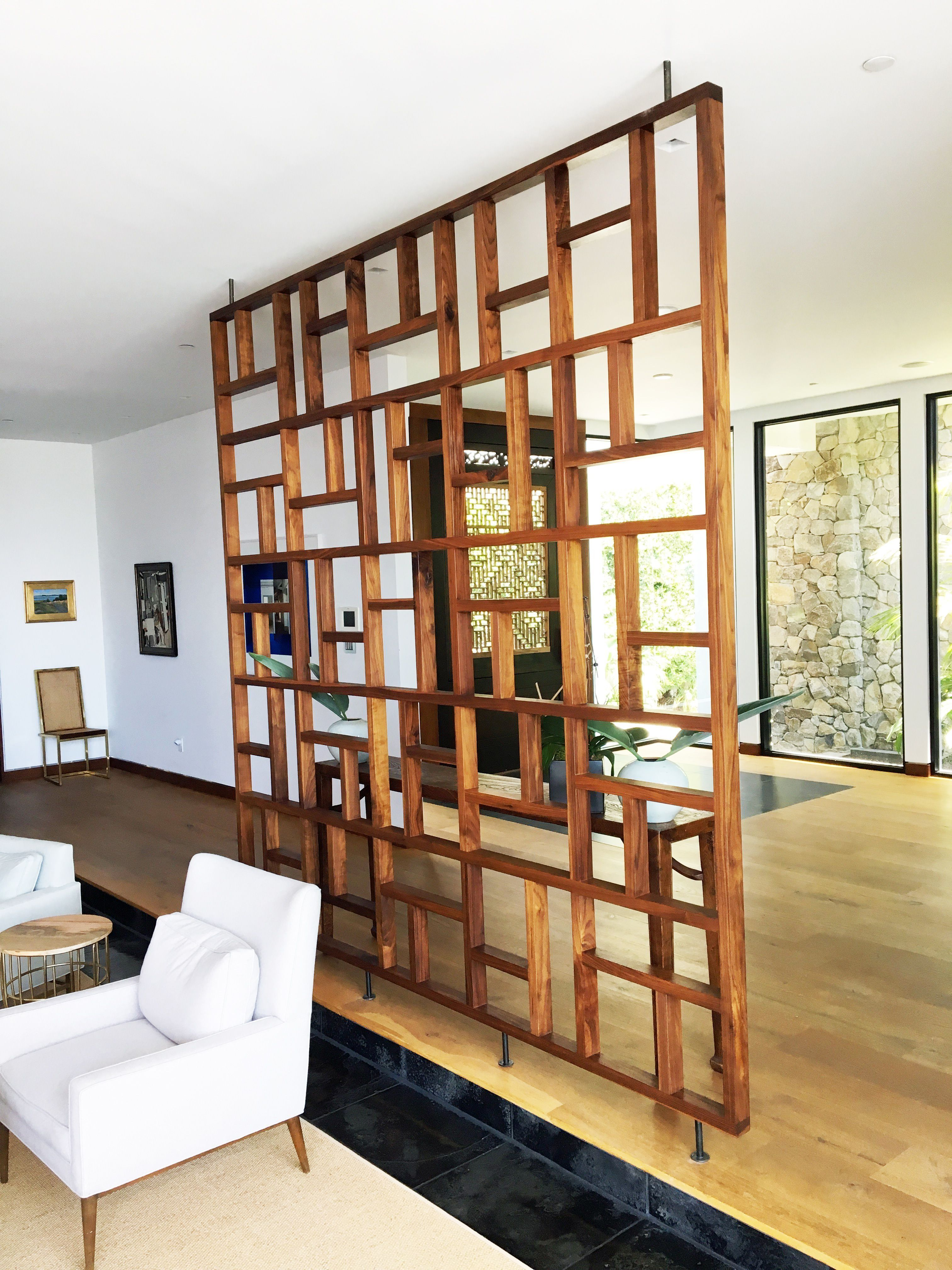 Architecture Wooden Room Dividers Fit For Every Style Youtube Throughout