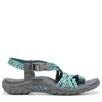 ef5e57070bd3 Skechers Reggae Loopy Sandal Mint